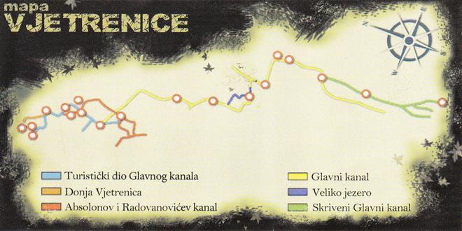 mapa vjetrenice