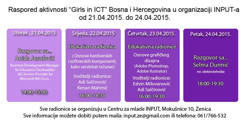 RASPORED ICT