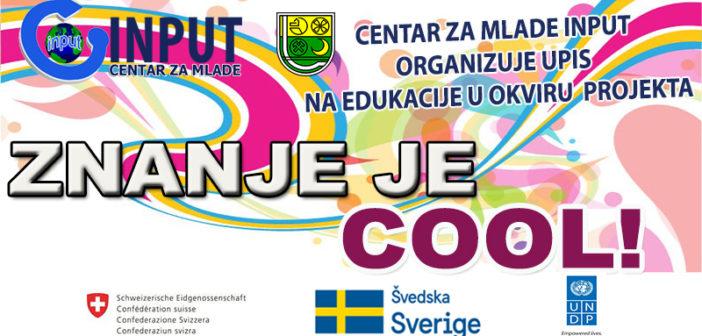 Centar za mlade INPUT: Edukativno-socijalne radionice u MZ Sejmen