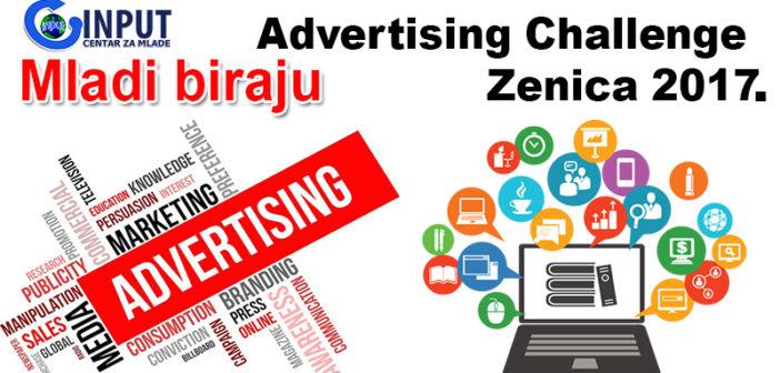 Mladi biraju – Advertising Challenge Zenica 2017